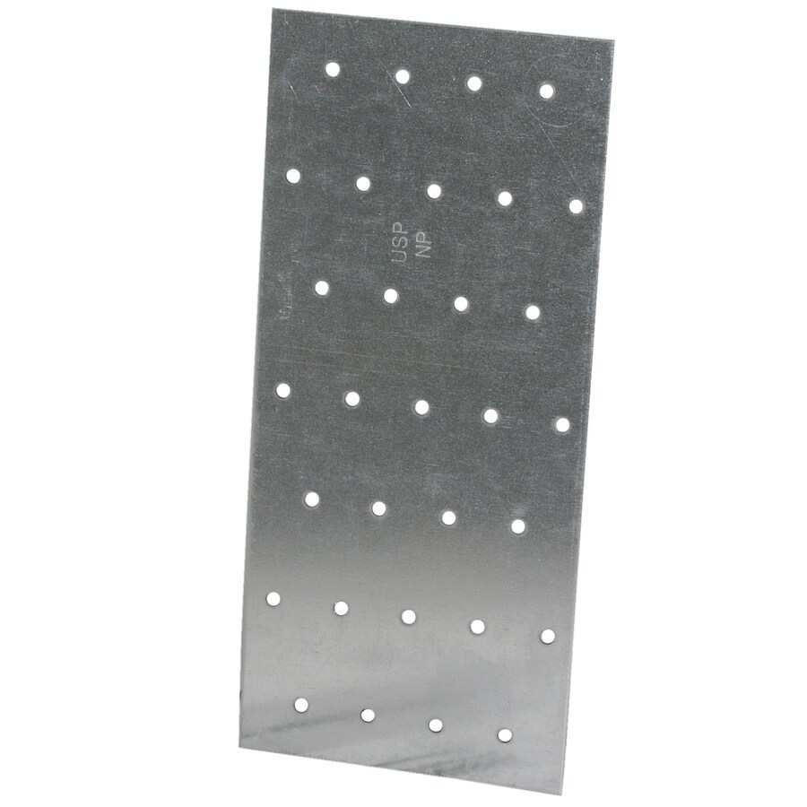 USP 3-1/8-in x 7-in Nail Plate