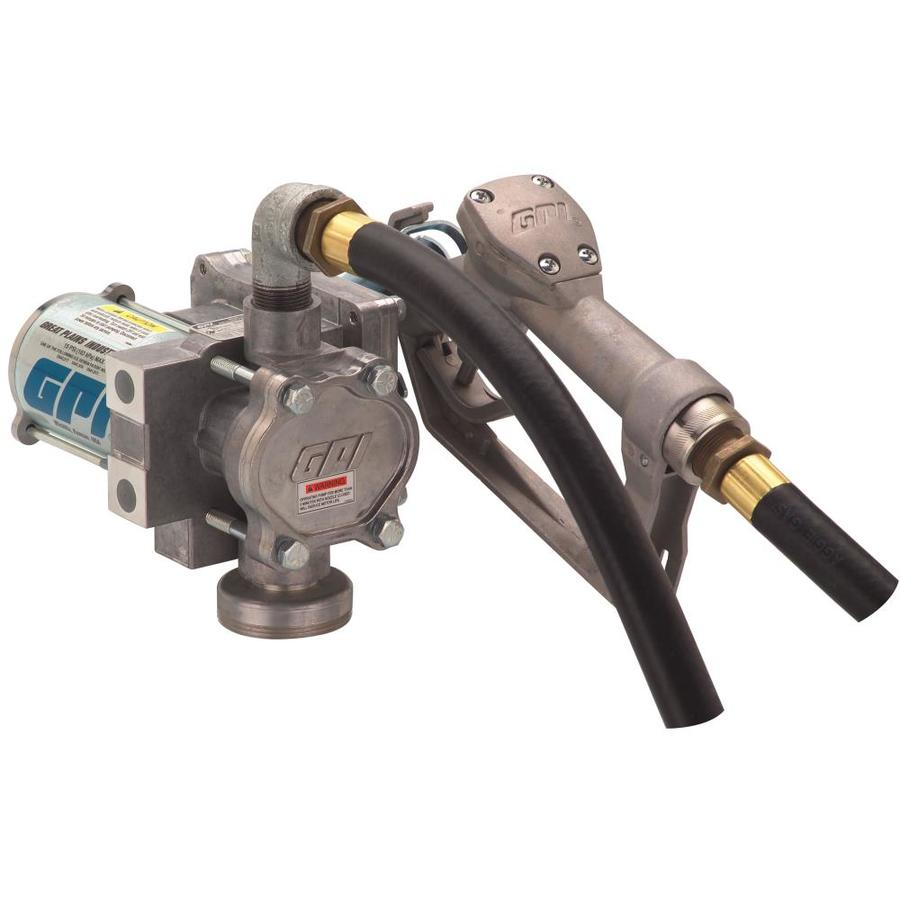 GPI 12-Volt Fuel Transfer Pump