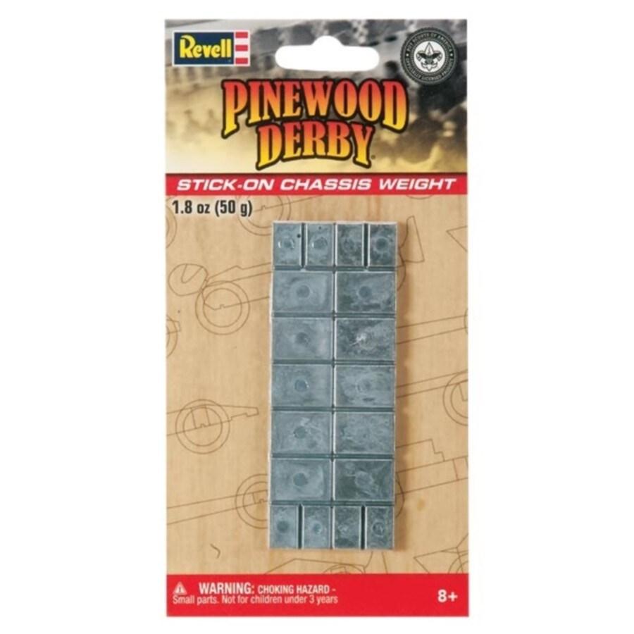 Revell Kid's Beginner Pinewood Derby Project Kit