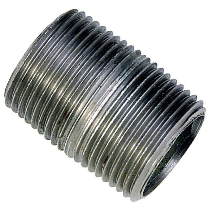 "Rigid Galvanized Conduit Nipple  2/"" x 6/""  Electrical Fitting  RN 200x600"