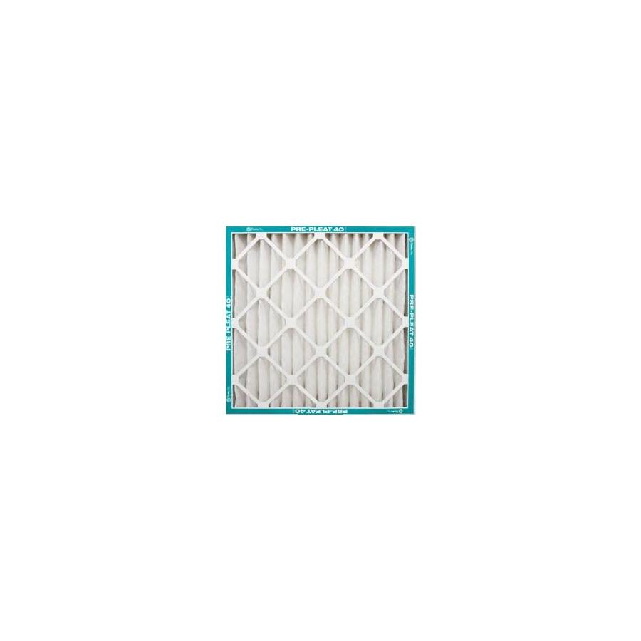 Flanders 16-in x 16-in x 2-in Pleated Air Filter