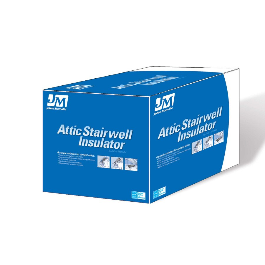 Johns Manville Attic Stairwell Insulator