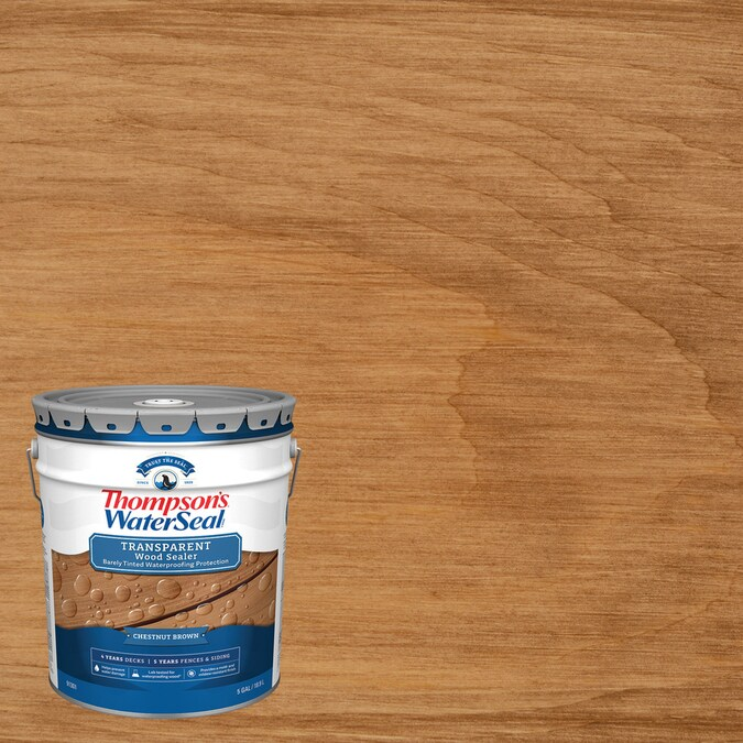 Thompson's WaterSeal Exterior Stains #TH.091835-20