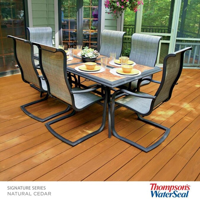 Thompson's WaterSeal Exterior Stains #TH.092861-16