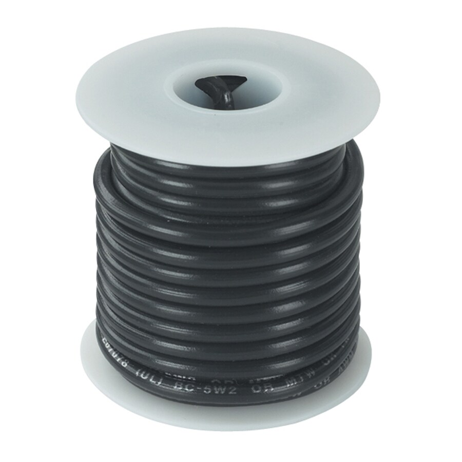 Gardner Bender 35-ft 18-AWG Stranded Copper Wire (By-the-Roll)