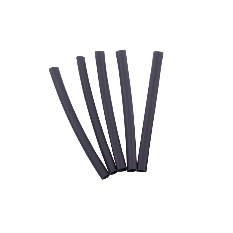 Gardner Bender 5-Count 6.4mm 3-in Heat Shrink Tubing