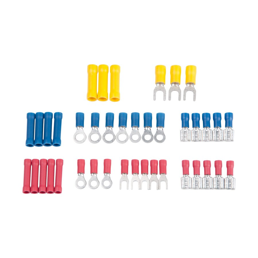 Utilitech 40-Count Butt Splice Wire Connectors