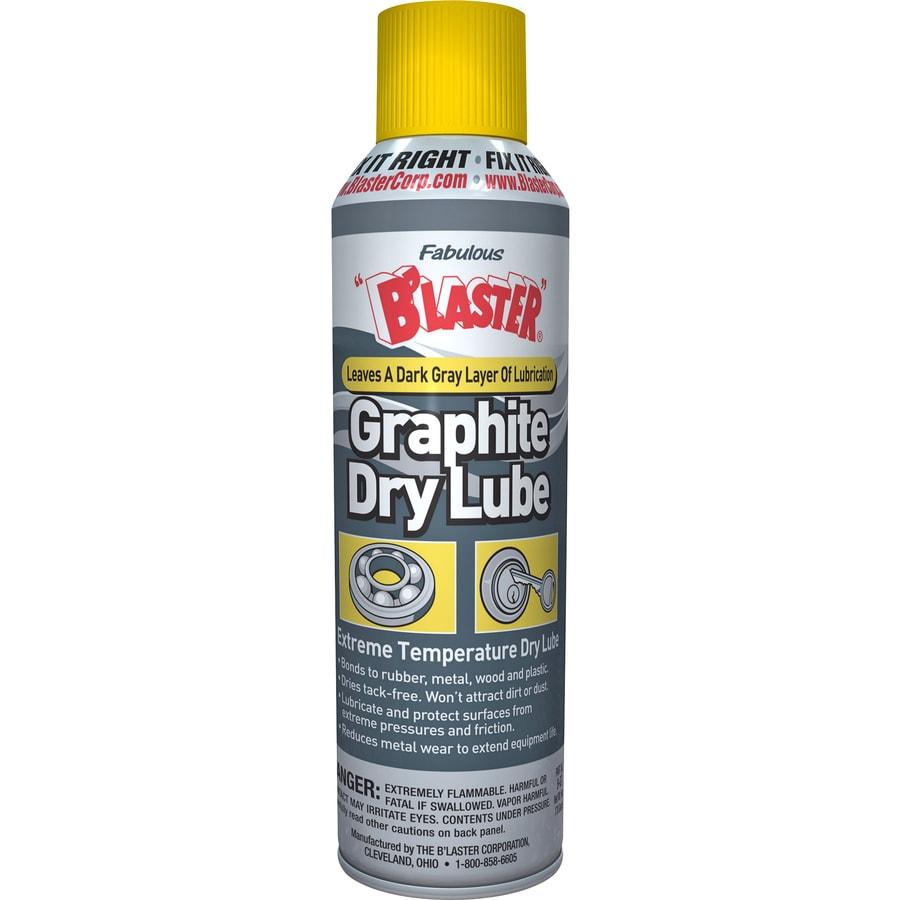 Blaster 5.5-oz Blaster Graphite Dry Lube