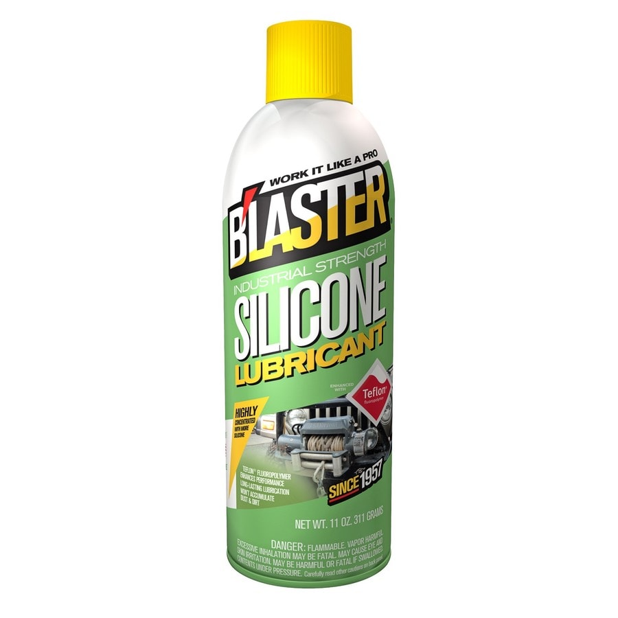 Shop Blaster 11-oz Silicone Lube at Lowes.com