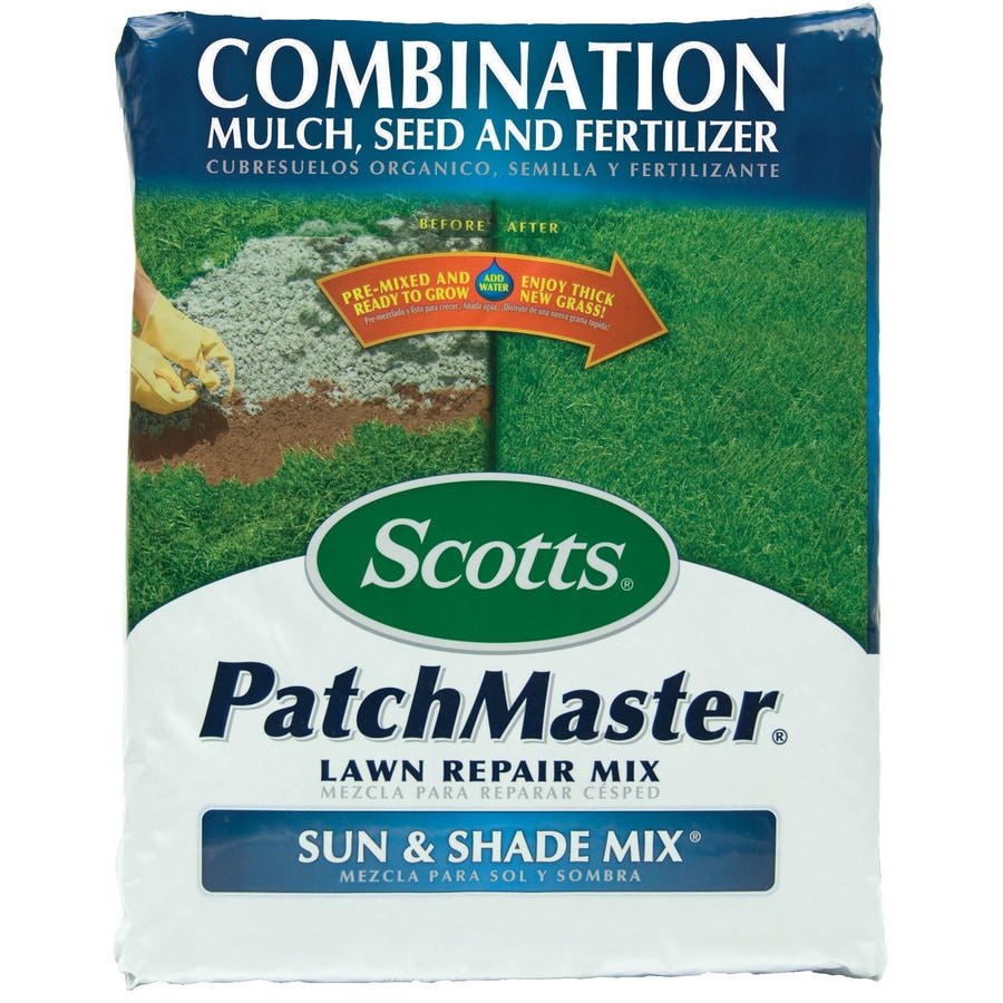 Scotts 4.75-lbs Turf Builder Fescue Lawn Repair Mix