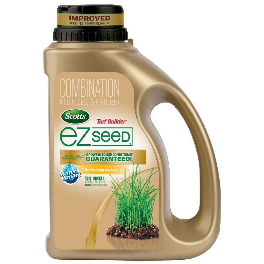 Scotts 3.75-lbs Turf Builder Ez Seed Bermuda Lawn Repair Mix