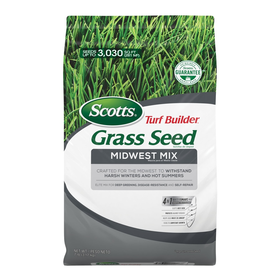 Scotts Turf Builder Midwest Mix 7-lb Midwest Grass Seed