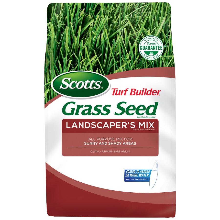 Scotts Turf Builder Landscaper's Mix North 40-lb Landscaper's Grass Seed