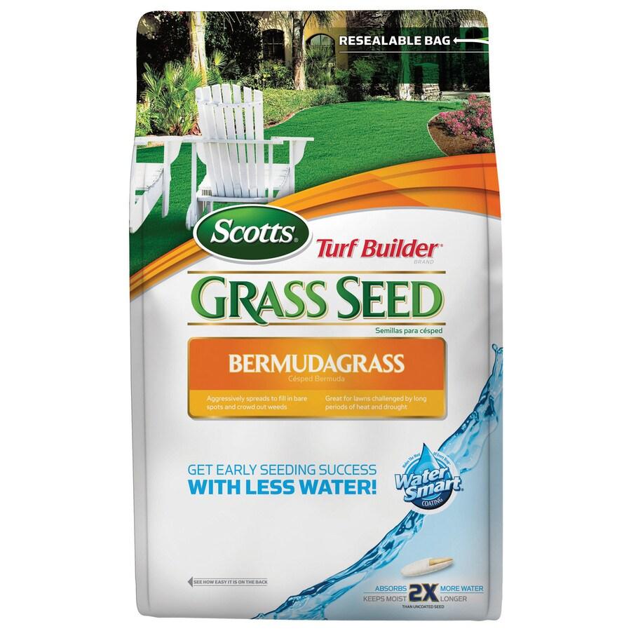 Scotts Turf Builder 5-lb Bermuda Grass Seed