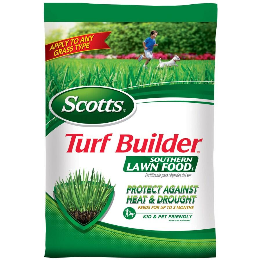 Shop Scotts 5 000 Sq Ft Turf Builder Southern Florida