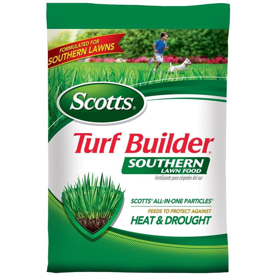 Scotts 15,000-sq ft Turf Builder Southern Lawn Fertilizer (32-0-10)