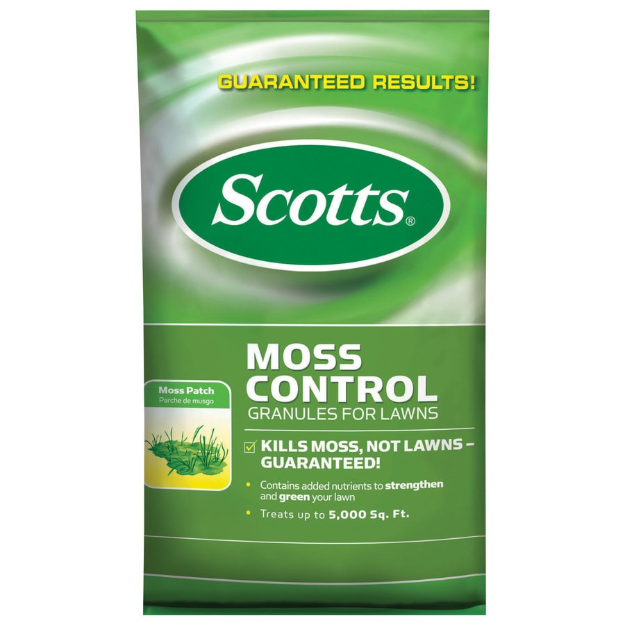 Scotts 288-oz Moss Control for Lawns