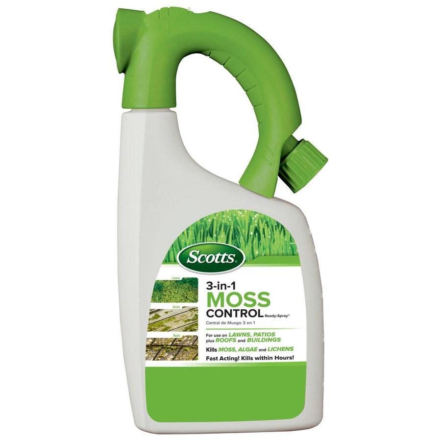 Scotts 32-oz Ready-To-Use Liquid Moss and Algae Control