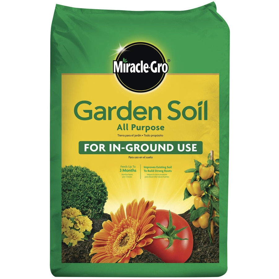 Shop Miracle Gro 0 75 Cu Ft All Purpose Soil At Lowes Com