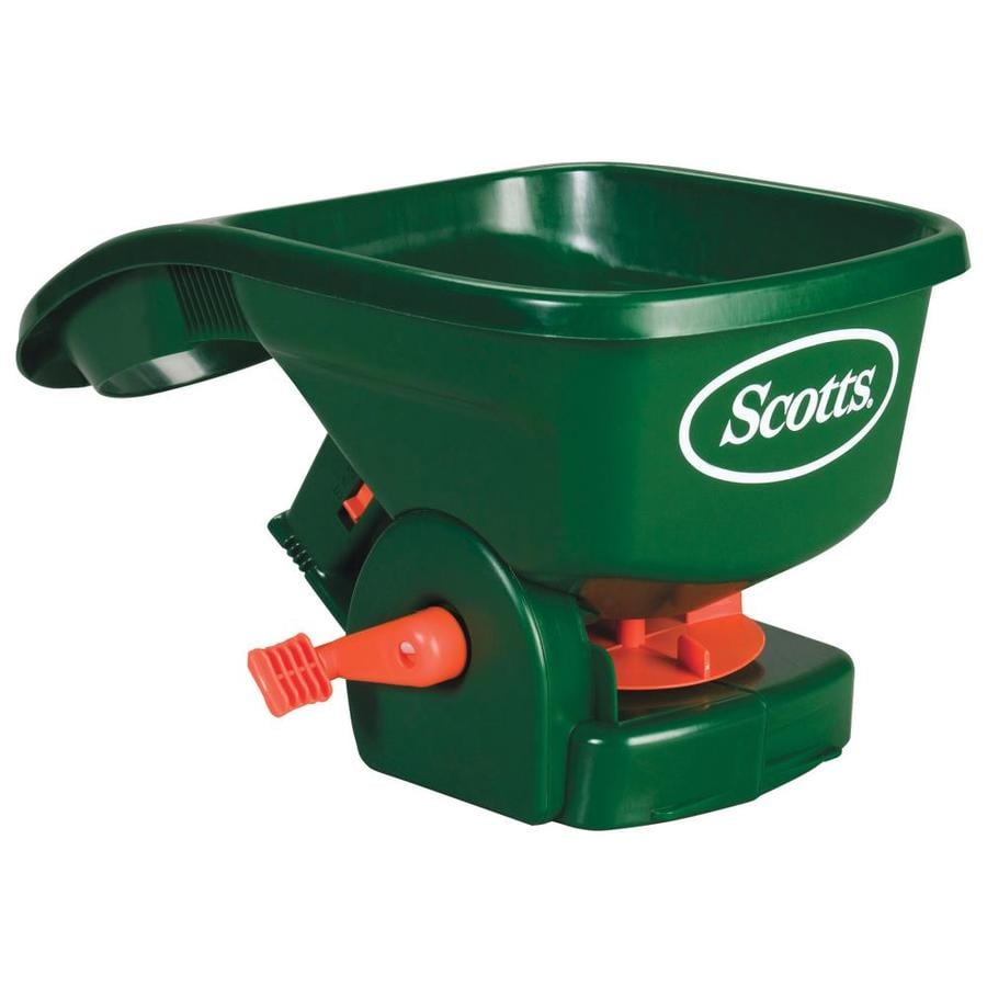 Scotts Turf Builder 5-lb Broadcast Spreader