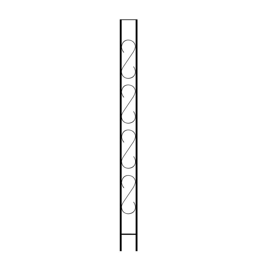 Gilpin Newport 9.5-in x 10-ft Painted Steel Flat Column