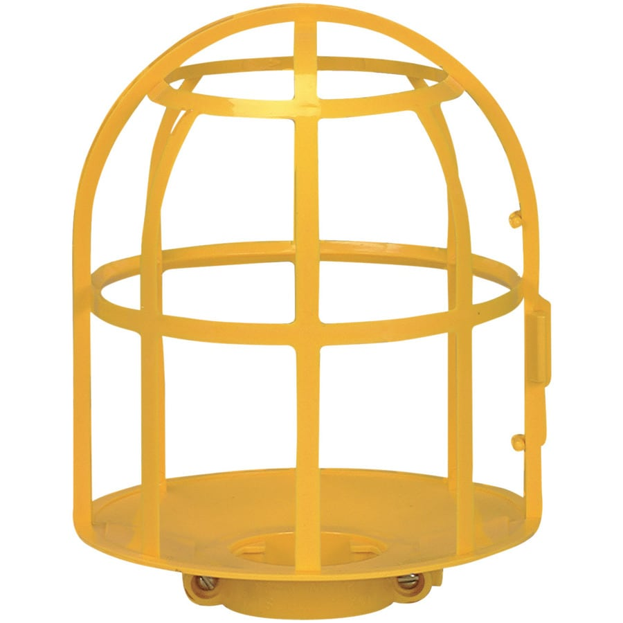 Cooper Wiring Devices Yellow Lamp Harp