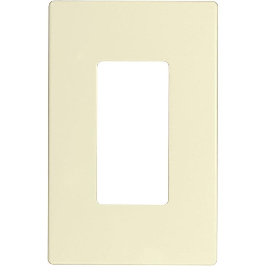 Eaton Aspire 1-Gang Desert Sand Single Decorator Wall Plate