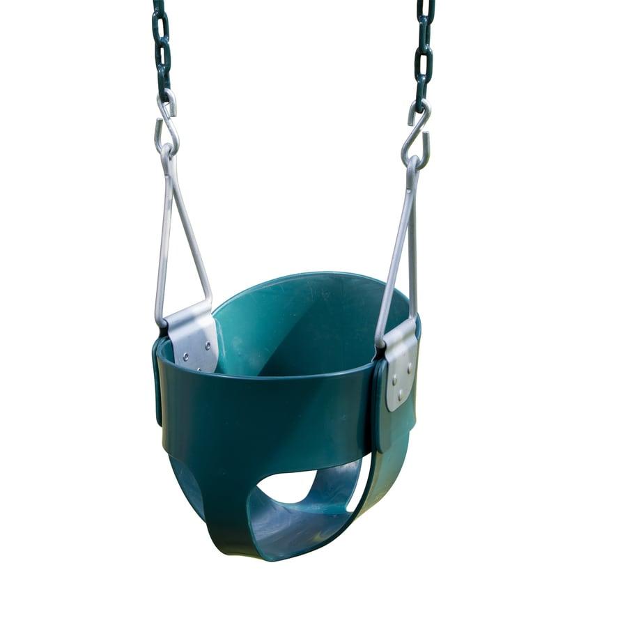 Shop Swing N Slide Green Infant Swing At Lowes Com