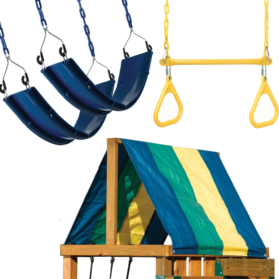 Swing-N-Slide Multi Swing/Toy Combo