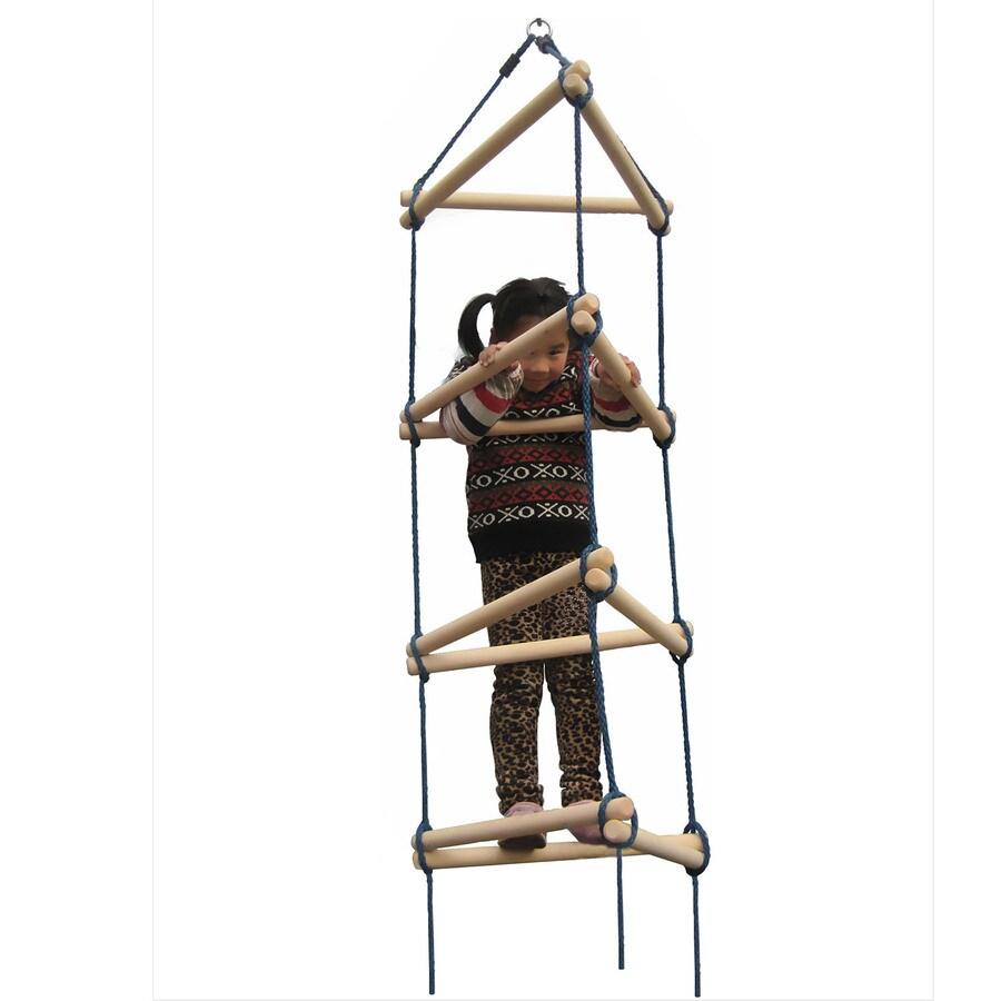 Swing-N-Slide Black Rope Ladder