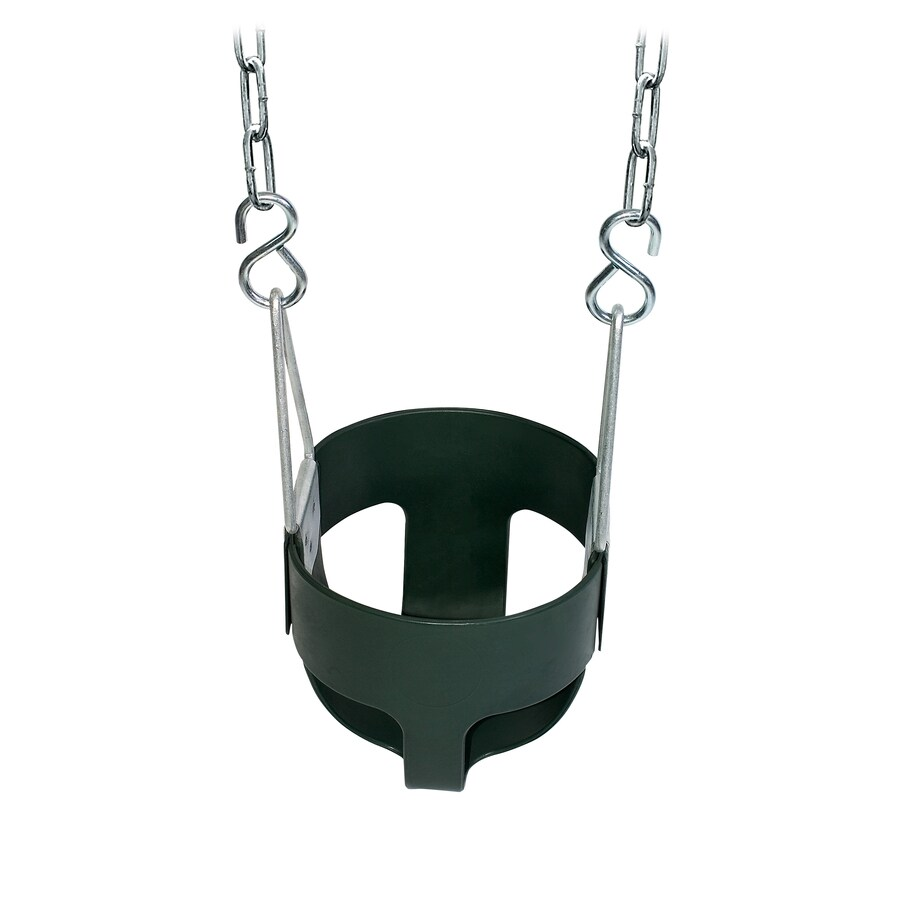 Swing-N-Slide Commercial Grade Bucket Gray Infant Swing