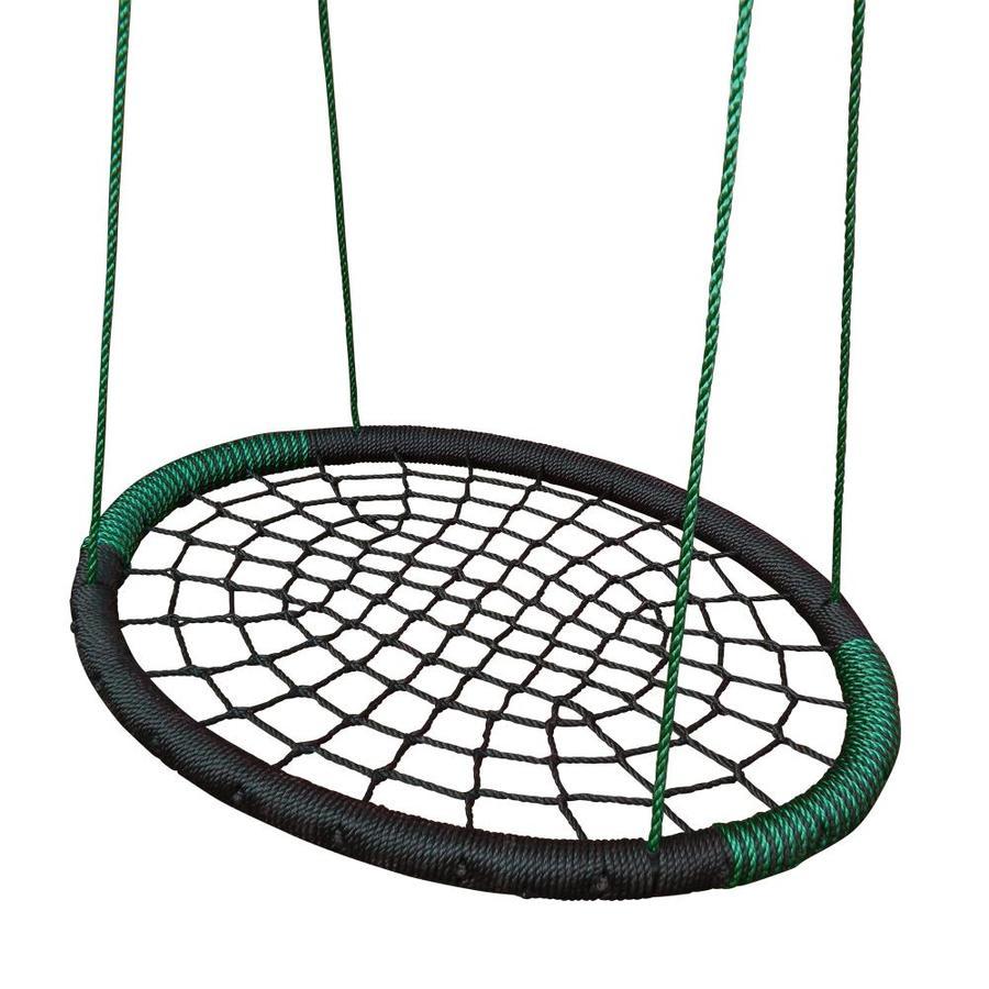 Swing-N-Slide Black Swing