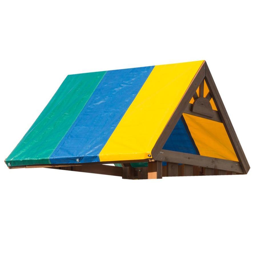 Swing-N-Slide Multi-Colored Tarp