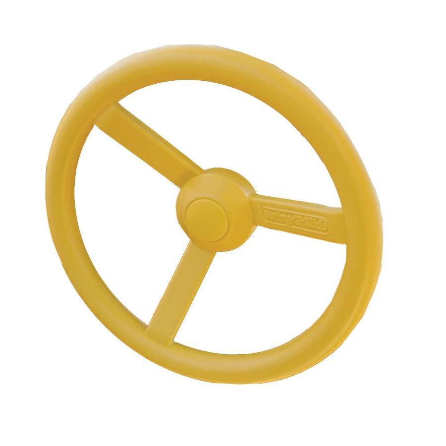 Swing-N-Slide Yellow Steering Wheel