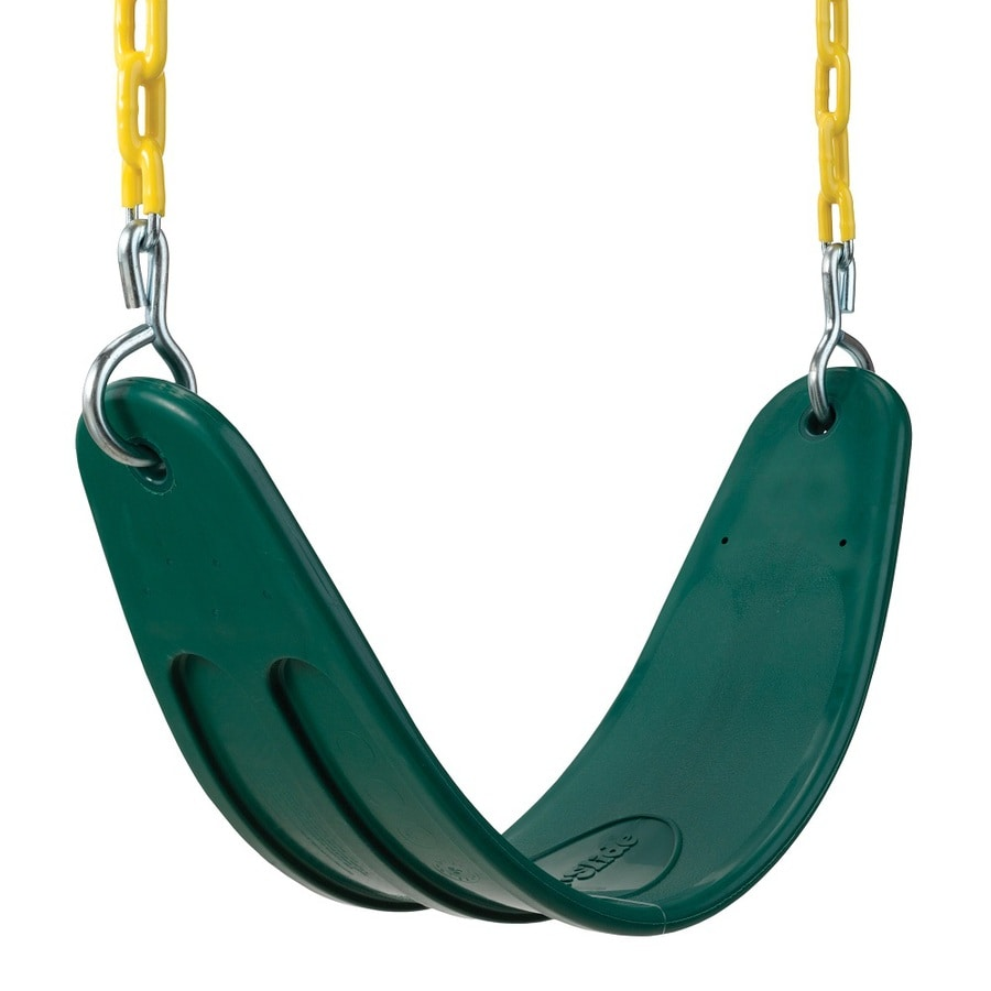 Swing-N-Slide Extra-Duty Green Swing