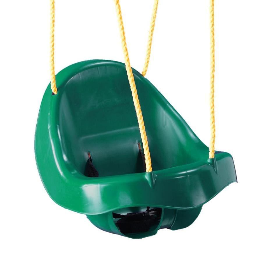 Swing-N-Slide Green Infant Swing