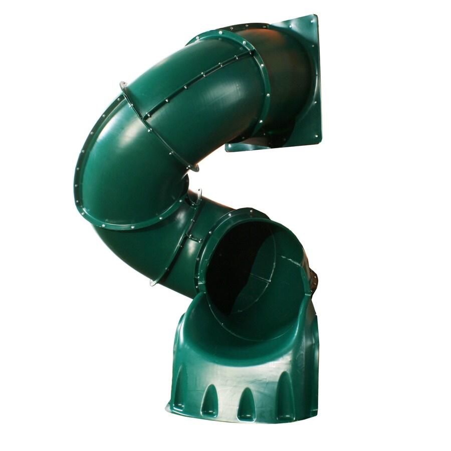 Swing-N-Slide Turbo Tube Green Slide