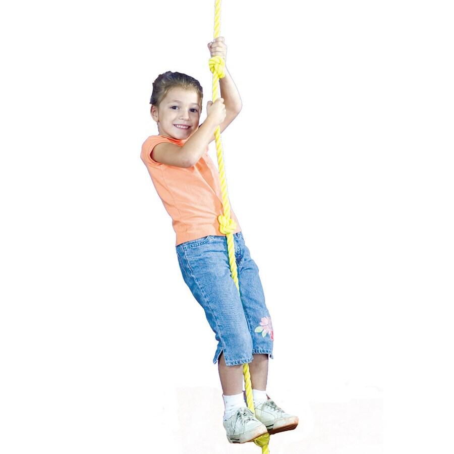 Swing-N-Slide Yellow Rope Ladder