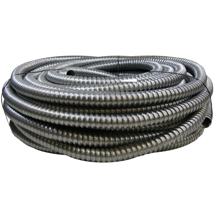 Southwire Metal Flex 100-ft Conduit (Common: 3/4-in; Actual: 0.75-in)