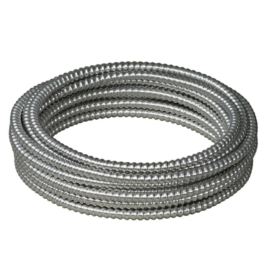 50-ft 12-2 Solid Aluminum BX Cable