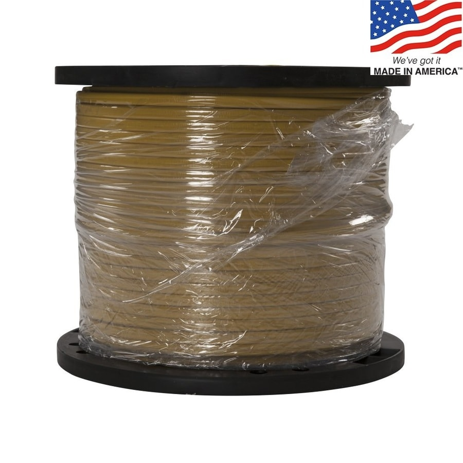 Southwire Romex SIMpull 1000-ft 12-2 Non-Metallic Wire (By-The-Roll)