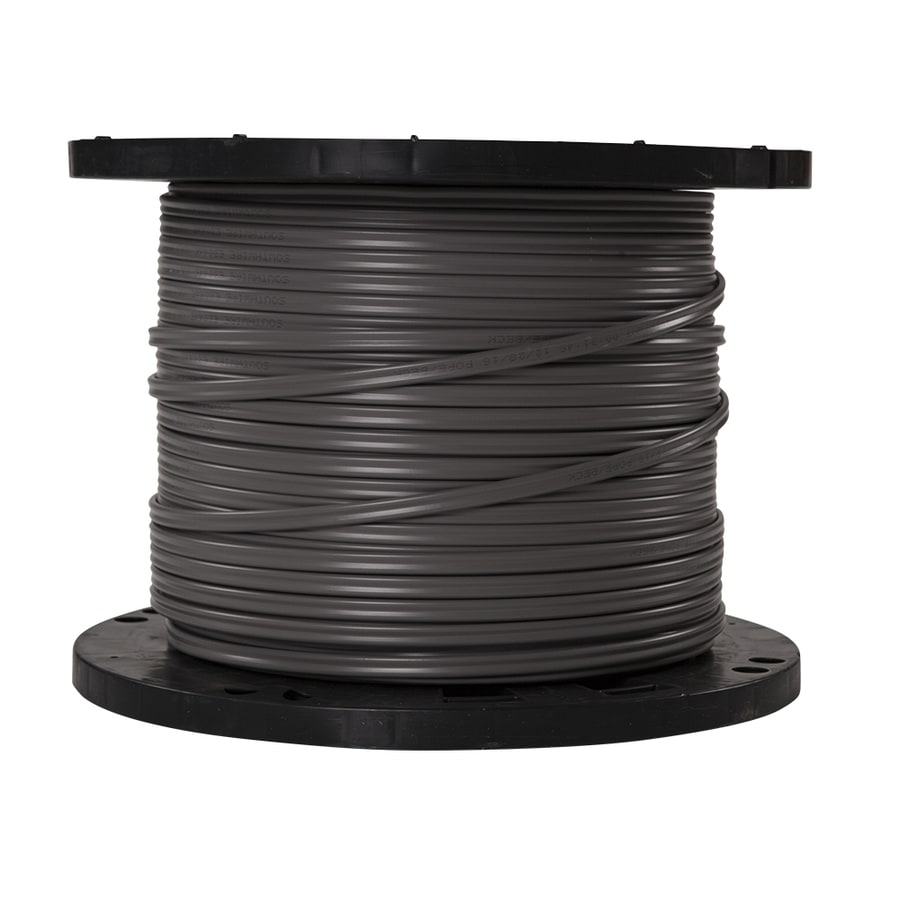 1,000-ft 12-2 UF Wire (By-the-Roll)