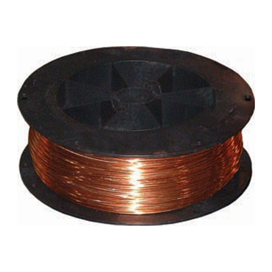 2-Gauge Solid Soft Drawn Copper Bare Wire (By-The-Foot)
