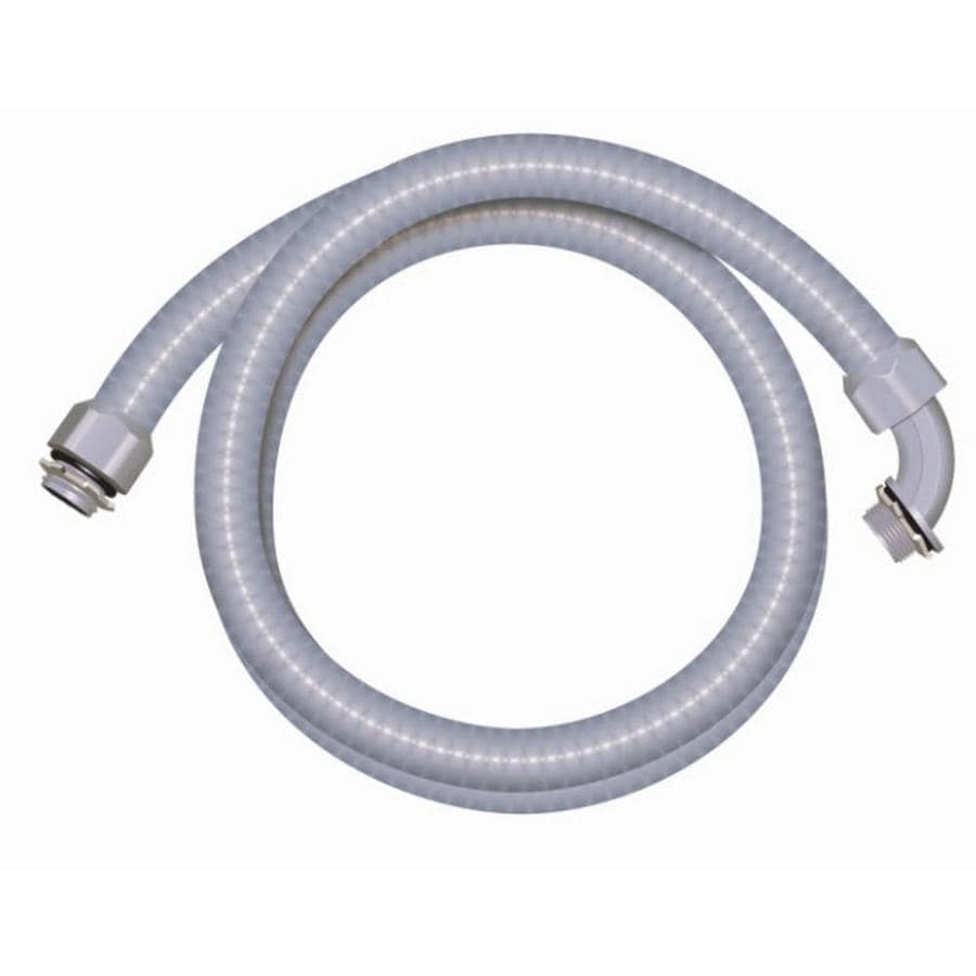 Southwire 6-ft Non-Metallic Liquidtight A/C Whip Kit