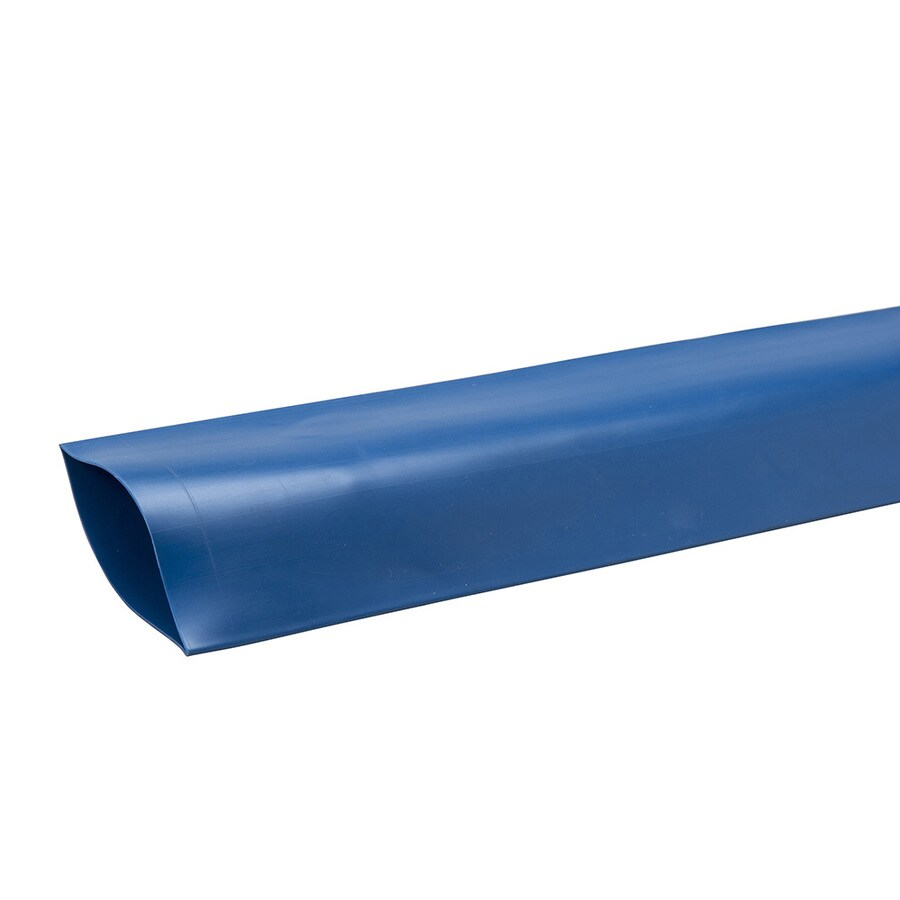 B&K 1-1/2-in x 1-ft PVC Flat Discharge Hose