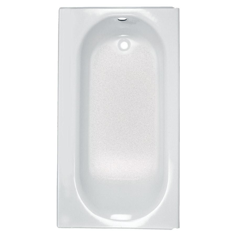 Shop american standard princeton white porcelain enamel for Bath enamel paint