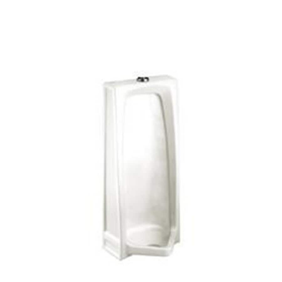 """American Standard 18""""W x 38""""H White Floor Mounted Urinal"""