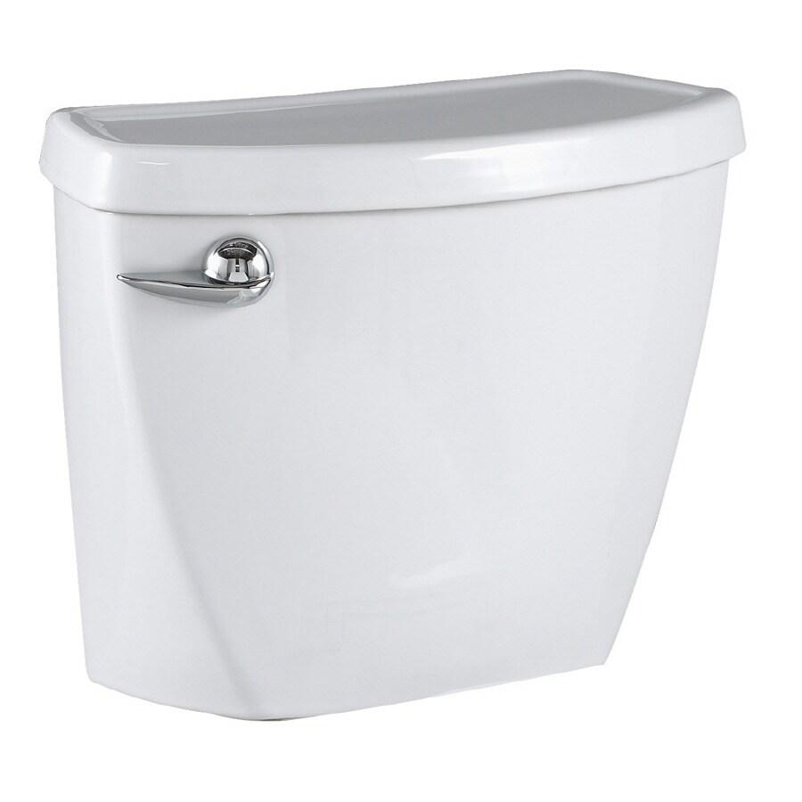 American Standard Cadet 3 White 1.6-GPF (6.06-LPF) 10-in Rough-In Single-Flush Toilet Tank