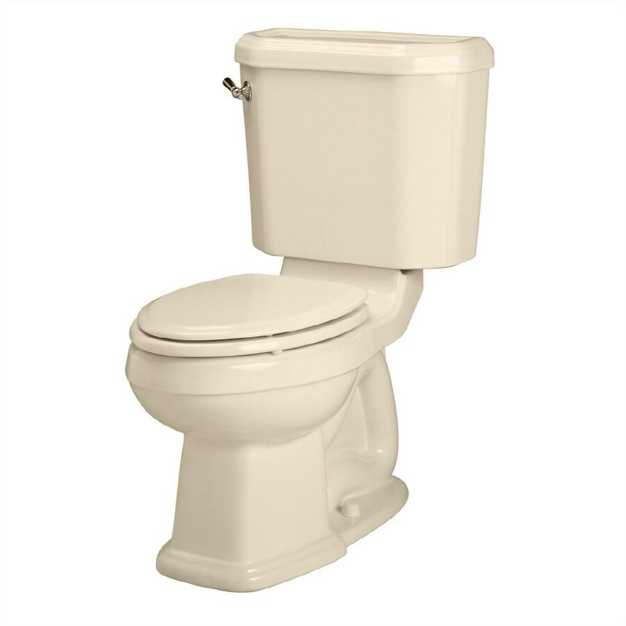 American Standard Multi Bone 1.6-GPF (6.06-LPF) 12-in Rough-In Elongated 2-Piece Comfort Height Toilet