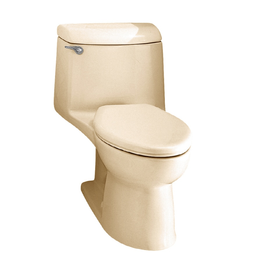 American Standard Champion 4 Bone 1.6-GPF (6.06-LPF) 12-in Rough-In Elongated 1-Piece Standard Height Toilet
